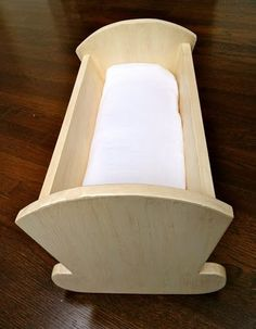 Ana White   Build a Vintage Doll Cradle   Free and Easy DIY Project and Furniture Plans