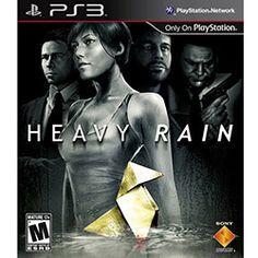 Game Heavy Rain - PS3