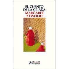 EL CUENTO DE LA CRIADA Margaret Atwood, Tapas, Holiday Decor, Books, Products, Book Headboard, Brave New World, Short Stories, Libros