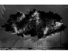 ROLF ART / ARTISTAS  GABRIEL VALANSI  BABEL  INSTALACIÓN   2010