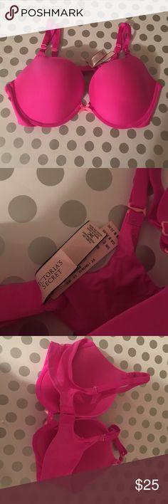 Victoria Secret Push Up Bra - 38C This bra is brand new and comes as show. Push-up padding. Victoria's Secret Intimates & Sleepwear Bras