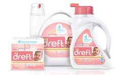 dreft detergent  #preparingforbaby via The Little Style File