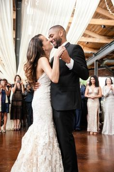 Discover the best first dance songs that haven't been done to death? We've got 23 unique first dance wedding songs that you probably haven't heard at a wedding.