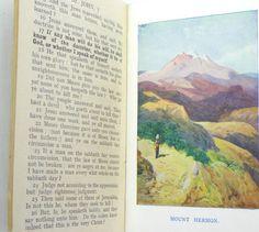 WWI Bible Gospel of St John Naval & Military by BiminiCricket