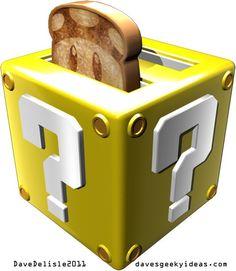 mario's toaster