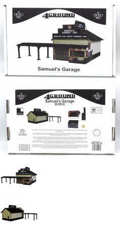 Terrain and Scenery 177640: 4Ground 28S-Chw-102 Samuel S Garage 28Mm The Chicago Way Terrain Building Shop -> BUY IT NOW ONLY: $55.99 on eBay!
