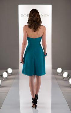 8404 Unique Bridesmaid Dresses by Sorella Vita