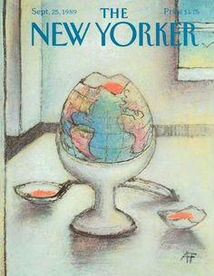Sept. 25, 1989, by André François