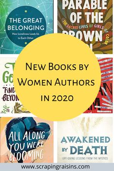 New Books by Women Authors in 2020 Scraping Raisins Dream Quotes, Best Quotes, Reading Lists, Book Lists, New Books, Books To Read, Christian Inspiration, Biblical Inspiration, New Names