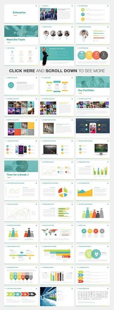 MEGA EMPIRE Powerpoint + Keynote by Slidedizer on Modern, creative presentation templates with a great background and a lot of slides. Have an inspiration, grab some ideas or use directly the ready to use layout for your product, portfolio or business. Powerpoint Tips, Business Powerpoint Templates, Microsoft Powerpoint, Powerpoint Presentation Templates, Keynote Template, Powerpoint Designs, Creative Powerpoint, Ppt Design, Slide Design