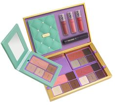 Tarte Holiday 2014 Sets - Away Oui Go Portable Paltte & Collector's Set ($48.00) (Limited Edition) (ULTA Exclusive)