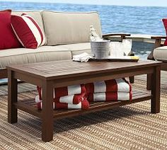 Chesapeake Outdoor Furniture Collection | Pottery Barn
