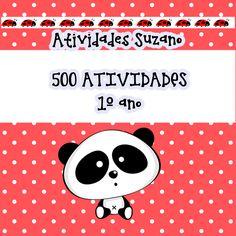 1º ano 500 atividades
