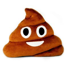 Emoji Poop Pillow – Getonfleek  I want one for when I'm not having a good day with my UC #UlcerativeColitis