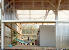 Let Light in: 17 Projects Using Polycarbonate | Netfloor USA