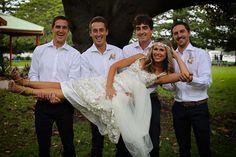 Post wedding fun...
