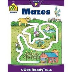 Mazes (Get Ready Books) $2.99