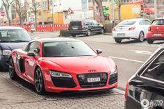 Audi R8 V10 2013 1