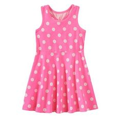 Girls Size 2T Jumping Beans Adorable Bright Pink with Ice