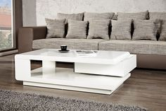 Coffee tables is indispensable for living room. In this article we have put together the most beautiful and well designed coffee tables. You can feel the lack of coffee table in the living room.