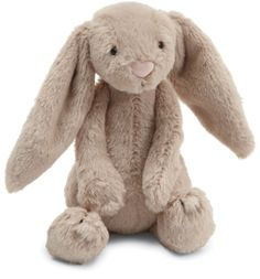 Peekawhoo carries monogrammed Jellycat bunnies & Jellycat dogs, too!