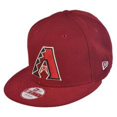 Arizona Diamondbacks MLB 9Fifty Snapback Baseball Cap available at   VillageHatShop Mlb Baseball Caps 81a2b11fb00