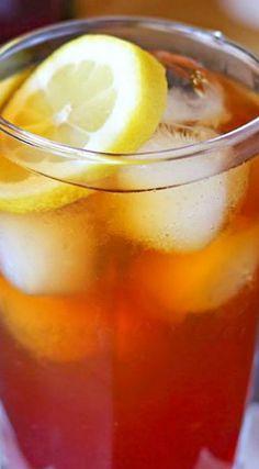 Pomegranate Hard Iced Tea