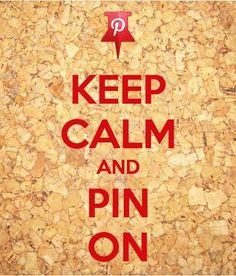 Quest'anno mi vesto di rosso! - KEEP CALM AND PIN ON -   Come diventare esperti di Pinterest #visual #content