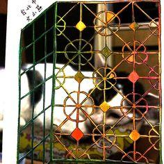 #鐵窗花 #鐵窗 #window #iron #taiwan #culture #carve #watercolor #flower #lemon #taipei #windowgrill #windowgrilltw