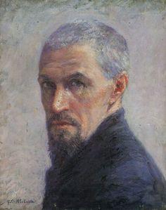 Gustave Caillebotte, Self-Portrait, 1892