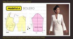 Nascido na Espanha e muito utilizado na década de 40, o bolero ainda hoje marca presença no guarda-roupa das mulheres. Para quem não conhe...