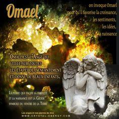 omael ange de la fertilité Zen, Religion, Doreen Virtue, Spiritus, Mystique, Archangel Michael, Catholic Saints, Reiki, Prayers