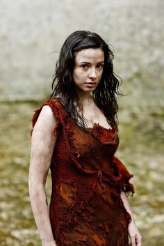 "Merlin Laura Donnelly as ""Freya"" Merlin Characters, Story Characters, Female Characters, Merlin Series, Gypsy Culture, Laura Donnelly, Medieval, Female Character Inspiration, Costumes"