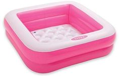 Baby Swimming Pool Inflatable Kids Pool Outdoor Living Intex Pool Brand New Pink #Intex