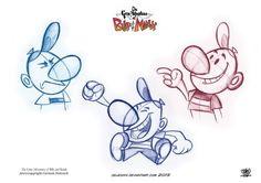 Billy and Mandy  Cartoon network by celaoxxx