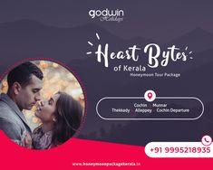 Begin your married life in a truly romantic style!!!  For Booking: Call / Whatsapp : +91 9995218935, +91 9895999412 Website : www.honeymoonpackagekerala.in | www.godwinholidays.com  #honeymoonpackage #Keralahoneyomonpackage #Godwinholidays