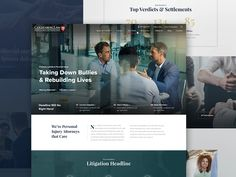 Law Firm Website designed by Mike Delsing. Connect with them on Dribbble; Lawyer Website, Law Firm Website, Law Web, Information Websites, Website Color Schemes, Websites For Students, Web Design, Divorce Lawyers, Website Design Inspiration