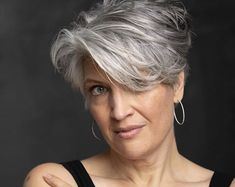 Best Womens Hairstyles For Fine Hair – HerHairdos Short Sassy Haircuts, Easy Hairstyles For Medium Hair, Hairstyles Over 50, Short Hairstyles For Women, Hair Styles For Women Over 50, Short Hair Styles Easy, Short Hair Cuts For Women, Medium Hair Styles, Short Grey Hair