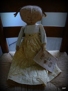 Primitive Doll ~ Eliza Bell