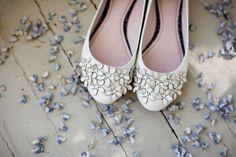 wedding ballet flats-for dancing......