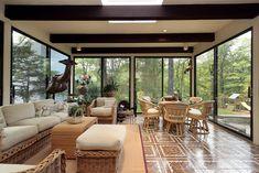 20+ Sunroom and Conservatory Ideas