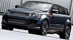 Range Rover Evoque RS250   Dark Tungsten | By A. Kahn Design