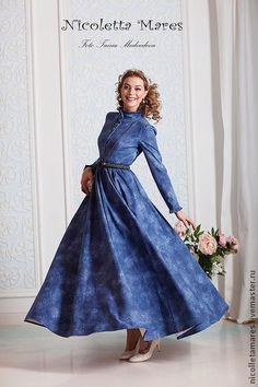 коллекция платьев с вышивкой