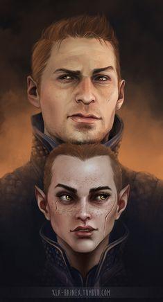 Randki Cassandra Dragon Age