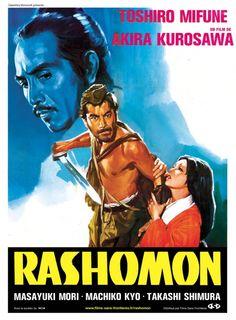 Rashomon #japanesefilm #drama #movies