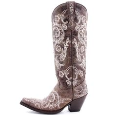 coral  color cowboy boots for women | pfiwestern.com / Cowboy Boots / Womens Cowboy Boots / Corral Boots