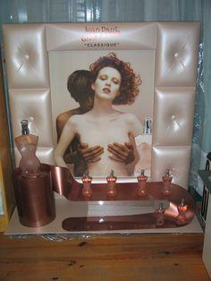 Présentoir Jean Paul Gaultier - Mes miniatures de parfums à vendre