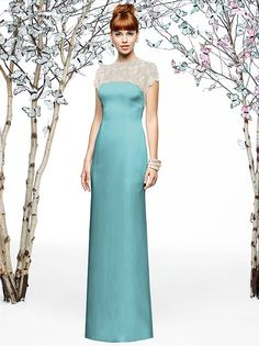 Lela Rose Style LX196 (shown in spa)