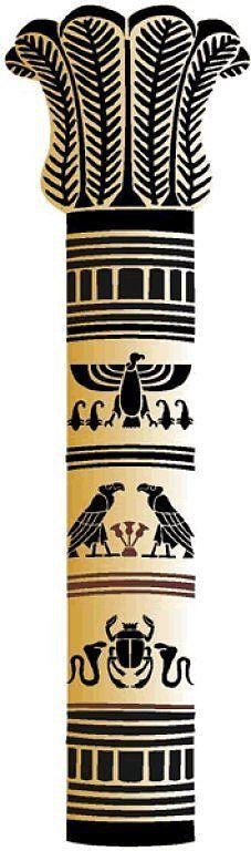 Laminas Egipcias (pág. 10) | Aprender manualidades es facilisimo.com