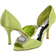 More Green Heels